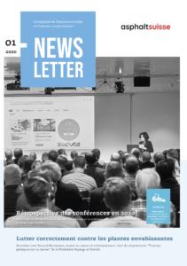 Newsletter 1/2020 French